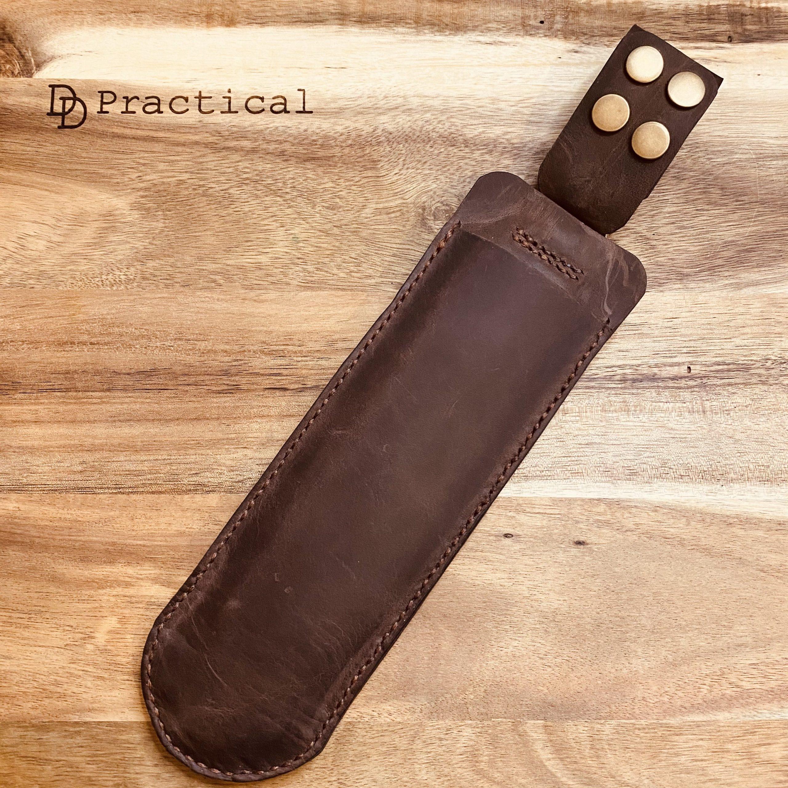Leather Sheath 3